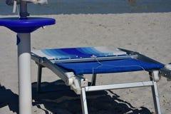 La Cinta beach in San Teodoro, Sardinia royalty free stock images