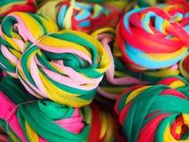 La cinta colorida para ruega Imagenes de archivo