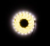 La cinta del LED Fotos de archivo libres de regalías