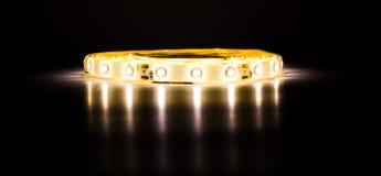 La cinta del LED Imagen de archivo
