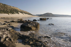 La Cipro del nord Karpazi Fotografia Stock Libera da Diritti