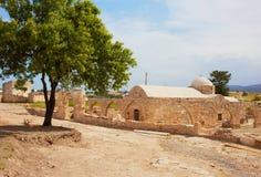 La Cipro nella sorgente immagine stock libera da diritti