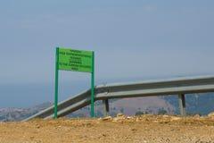 La Cipro separata Fotografie Stock Libere da Diritti