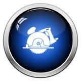 La circulaire a vu l'ic?ne illustration libre de droits