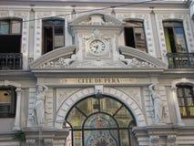 La citación De Pera - Cicek Pasaji Foto de archivo libre de regalías