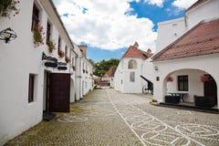 La citadelle dans Brasov Images stock