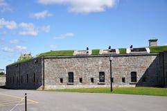 La Citadelle della Quebec, Quebec City Fotografie Stock Libere da Diritti