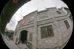 La città antica di FuRong Fotografia Stock