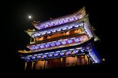 La città antica di Ping Yao Fotografia Stock Libera da Diritti