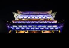 La città antica di Ping Yao Fotografie Stock