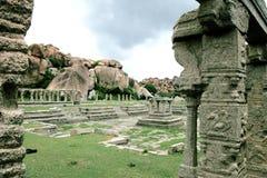 La città antica di storia Immagini Stock