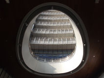 La città di bellezza di Milano dettaglia l'architettura Fotografie Stock Libere da Diritti