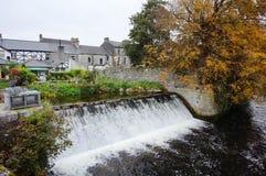 La città di Galway, Irlanda fotografia stock libera da diritti