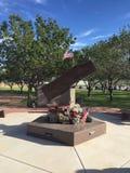 La città di Gilbert 9/11 di memoriale in Gilbert AZ Immagine Stock Libera da Diritti