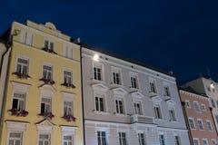 La città di Ingolstadt in Germania immagini stock libere da diritti