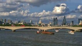 La città di Londra, Fotografie Stock