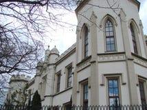 La città di Odessa l'ucraina Panorama delle vie e dei monumenti storici centrali Immagini Stock