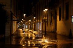La città di Padova fotografie stock