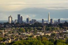 La città - Londra Fotografie Stock Libere da Diritti