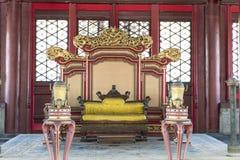 La Città proibita (gong) di Gu, Pechino fotografia stock