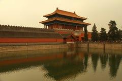 La Città proibita Pechino Immagine Stock Libera da Diritti
