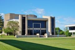La città universitaria dell'università di Stato di Iowa Immagini Stock Libere da Diritti