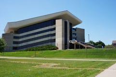 La città universitaria dell'università di Stato di Iowa Fotografie Stock