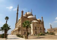La cittadella di Saladin fotografie stock libere da diritti