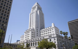 LA City Hall Royalty Free Stock Image