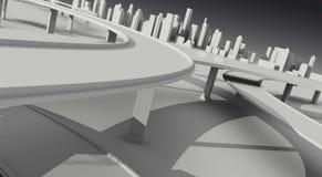 La ciudad libre illustration