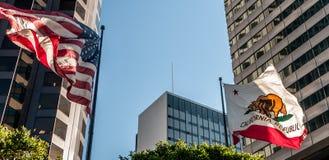 La ciudad Fotos de archivo libres de regalías