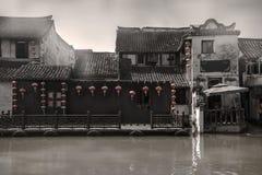 La ciudad antigua Fotos de archivo libres de regalías