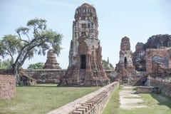 La ciudad antigua Foto de archivo