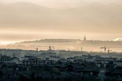 La ciudad antigua de Lijiang Fotografía de archivo libre de regalías