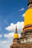 La ciudad antigua de Tailandia Imagenes de archivo