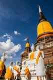 La ciudad antigua de Tailandia Imagen de archivo