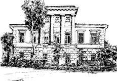 La ciudad de Arzamas imagen de archivo libre de regalías