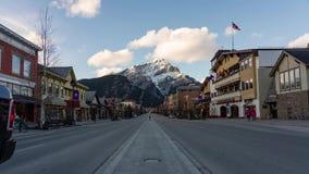 La ciudad de Banff
