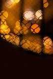 La ciudad de la luz vista desde arriba de 2 Imágenes de archivo libres de regalías