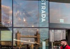 La ciudad de Londres imagenes de archivo