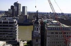 La ciudad de Londres fotografía de archivo
