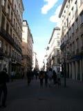 La ciudad de Lyon, Francia Imagenes de archivo