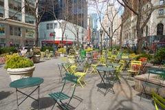 La ciudad de Nueva York Fotos de archivo