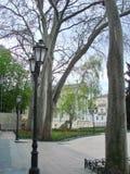 La ciudad de Odessa ucrania Panorama de las calles centrales y de los edificios históricos Imagenes de archivo