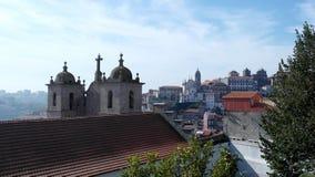 La ciudad de Oporto, Portugal Imágenes de archivo libres de regalías