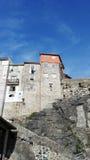 La ciudad de Oporto, Portugal Fotografía de archivo