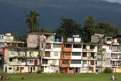 La ciudad de Ratnapura en Sri Lanka Imagenes de archivo