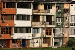 La ciudad de Ratnapura en Sri Lanka Imágenes de archivo libres de regalías