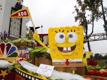 La ciudad del flotador 2011 del desfile del tazón de fuente de Rose de Burbank Imagen de archivo