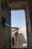 La ciudad emparedada de Dubrovnic en Croacia Europa Dubrovnik se apoda perla del ` del Adriático Imagenes de archivo